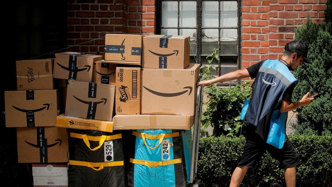 """""""Zukunft der Arbeiterklasse"""": Bloomberg singt Loblied auf Amazons """"Fabrikstädte"""""""