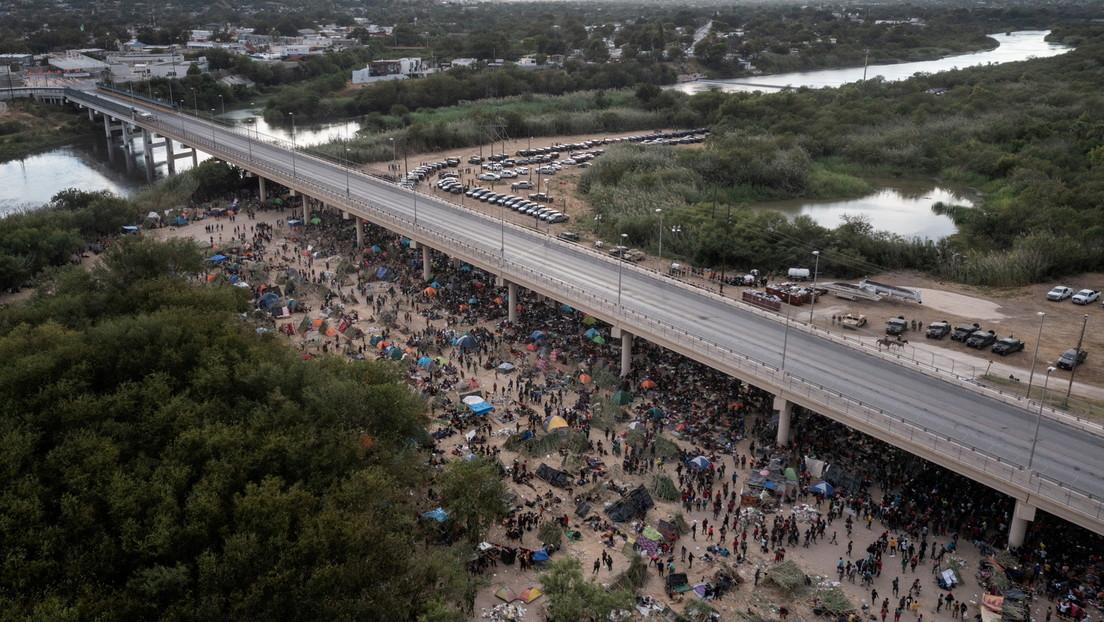 Migrationskrise an US-Grenze: USA setzen auf Abschiebungen nach Haiti