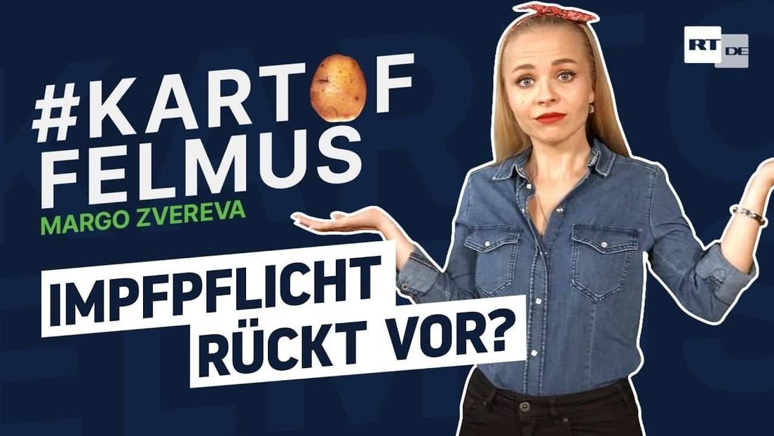 AfD-Chef bloßgestellt - Baerbocks Verbotsfantasien - Kartoffelmus (Folge 27)