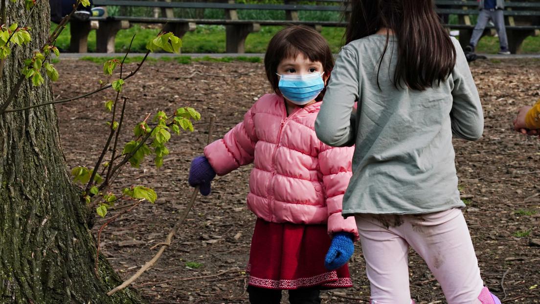 New York: Maskenpflicht für Kinder ab zwei Jahren sorgt für heftige Debatten