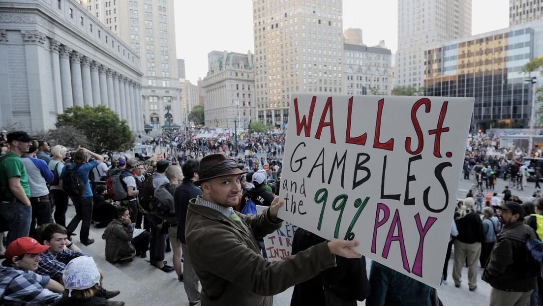 Klimaschutz statt Klassenkampf – Warum die Luft bei Occupy Wall Street nach zehn Jahren raus ist