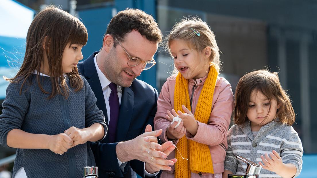 Jens Spahn ist sich sicher: Corona-Impfstoff für unter 12-Jährige kommt Anfang 2022