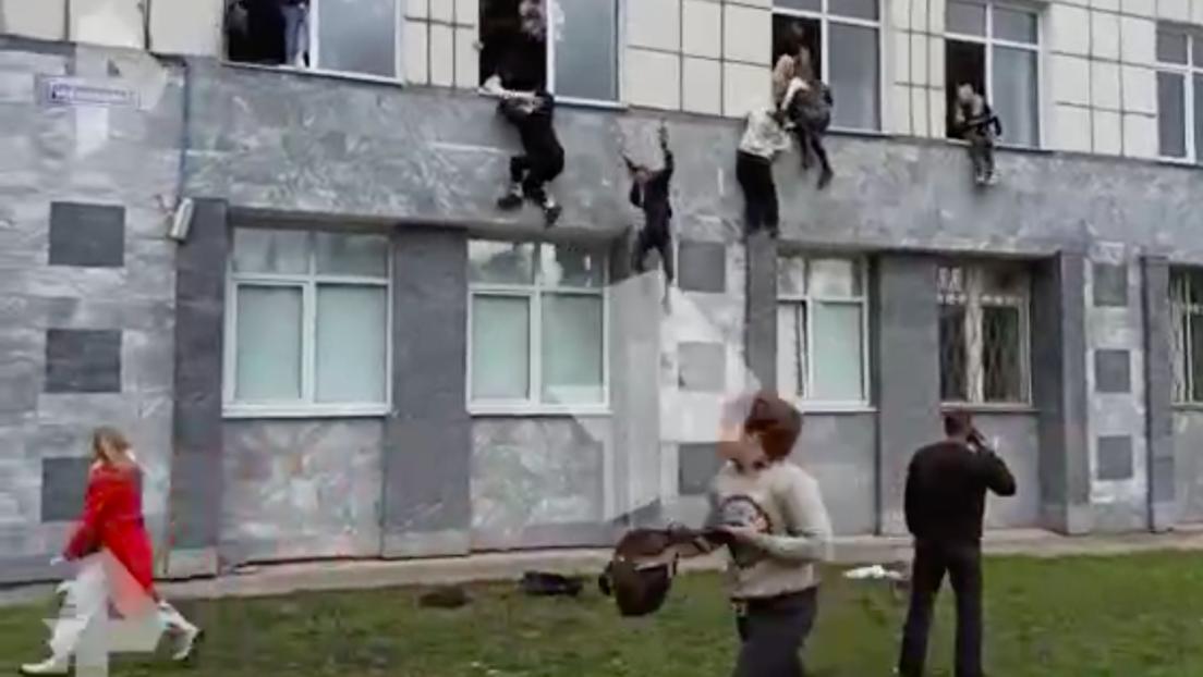 18-Jähriger eröffnet Feuer an Universität in Russland – sechs Tote und mehrere Verletzte