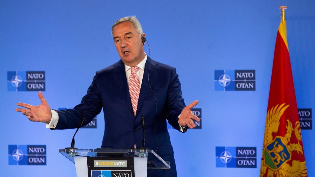 Montenegrinischer Präsident wirft Russland offen Einmischung in innere Angelegenheiten vor