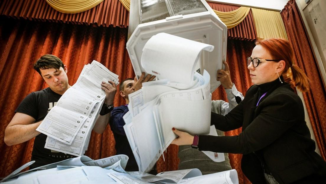 Nach ersten Hochrechnungen: Kommunisten erkennen Wahlergebnis nicht an