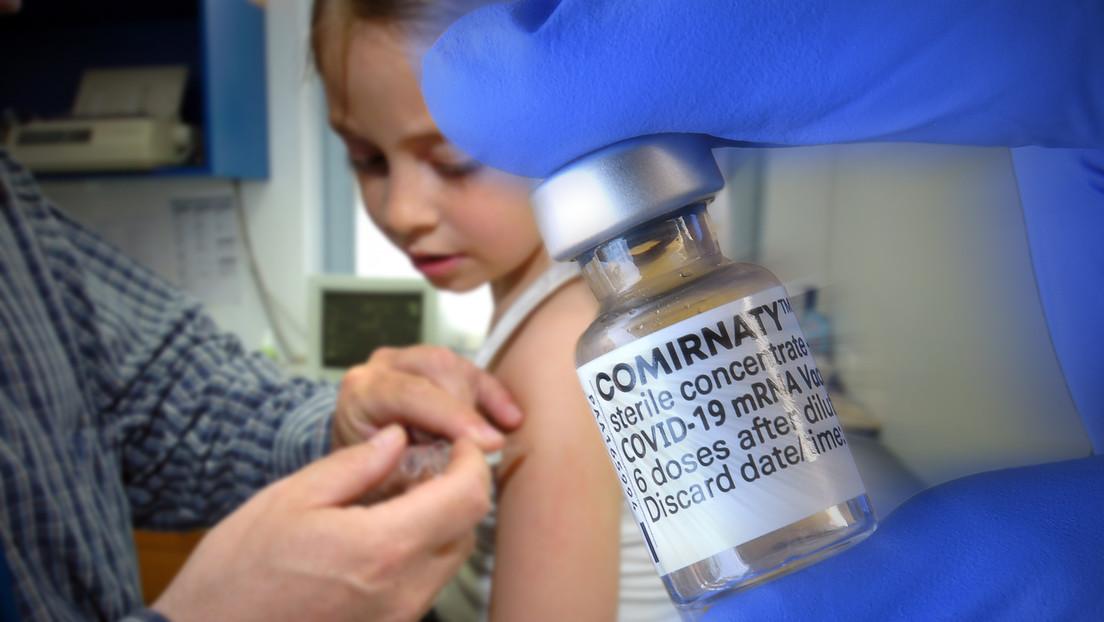 BioNTech/Pfizer legen erste Daten zur Impfstoff-Wirksamkeit bei Kindern ab 5 Jahren vor
