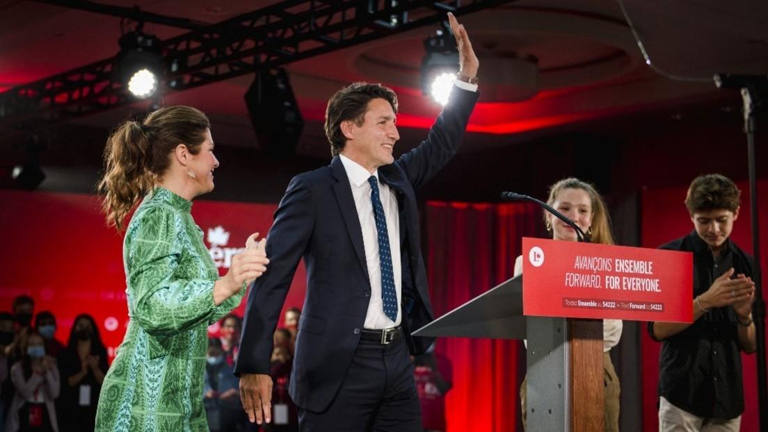 Trudeau gewinnt Wahlen in Kanada – verpasst aber absolute Mehrheit