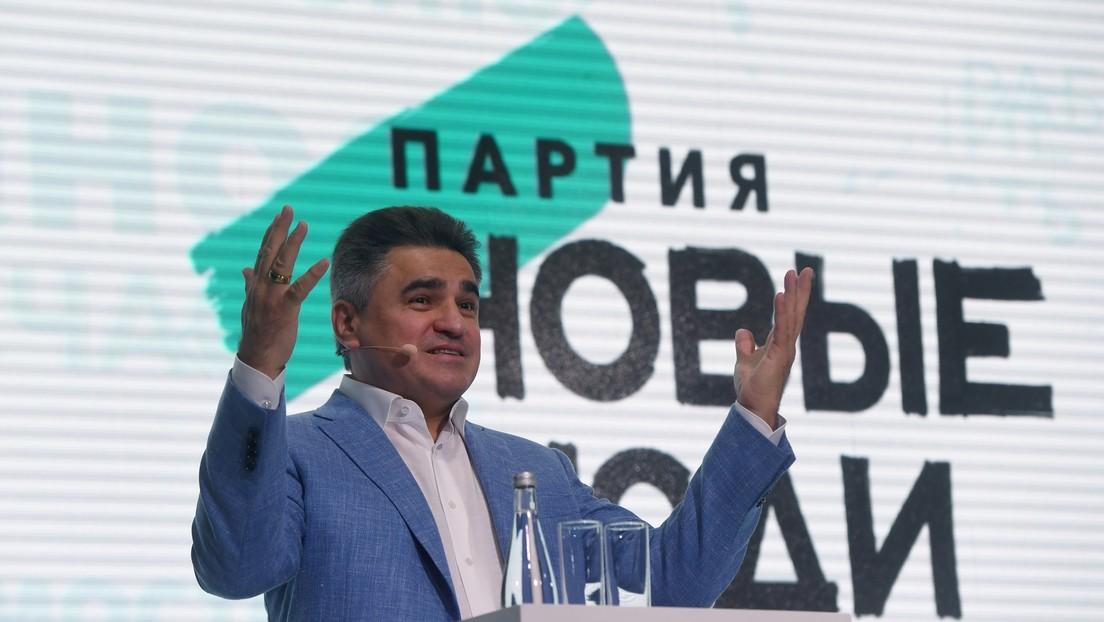 Unerwarteter Erfolg bei den Parlamentswahlen in Russland: Wer ist die Partei Neue Leute?