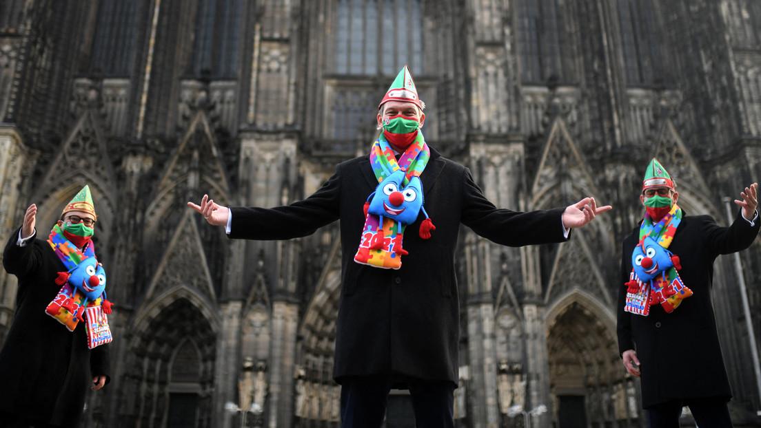 Kölner Karneval: Jecken dürfen nur mit 3G-Regel in der Altstadt feiern