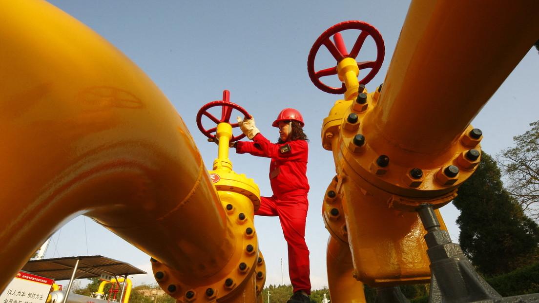 Russische Gasexporte nach China dieses Jahr fast verdreifacht
