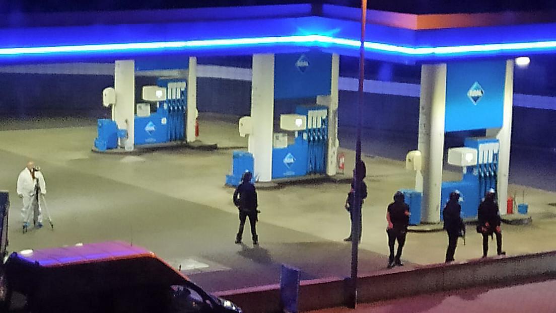 Verfassungsschutz: Tödliche Tankstellen-Attacke keine Überraschung