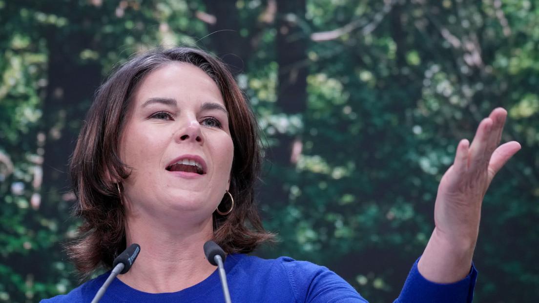 Plagiatsjäger Weber: Annalena Baerbock hat auch bei vielen Reden abgeschrieben