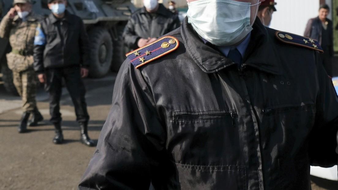 Fünf Tote nach Amoklauf bei Wohnungsräumung in Kasachstan – Ehefrau bittet den Präsidenten um Hilfe