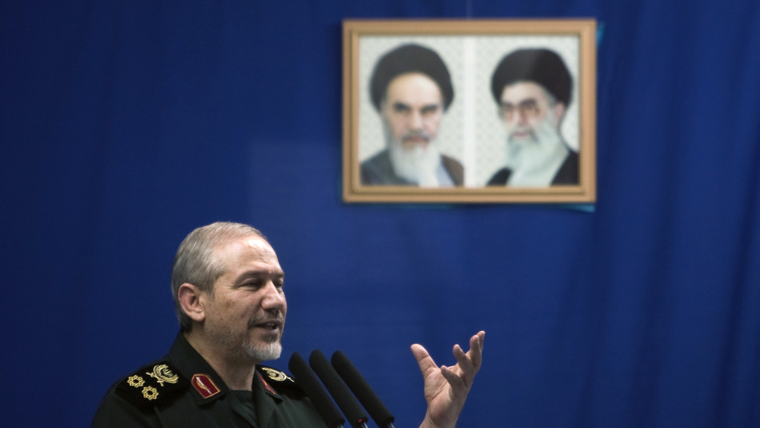 Iranischer General: USA sollten aus Westasien abhauen – sonst droht Schicksal wie in Afghanistan