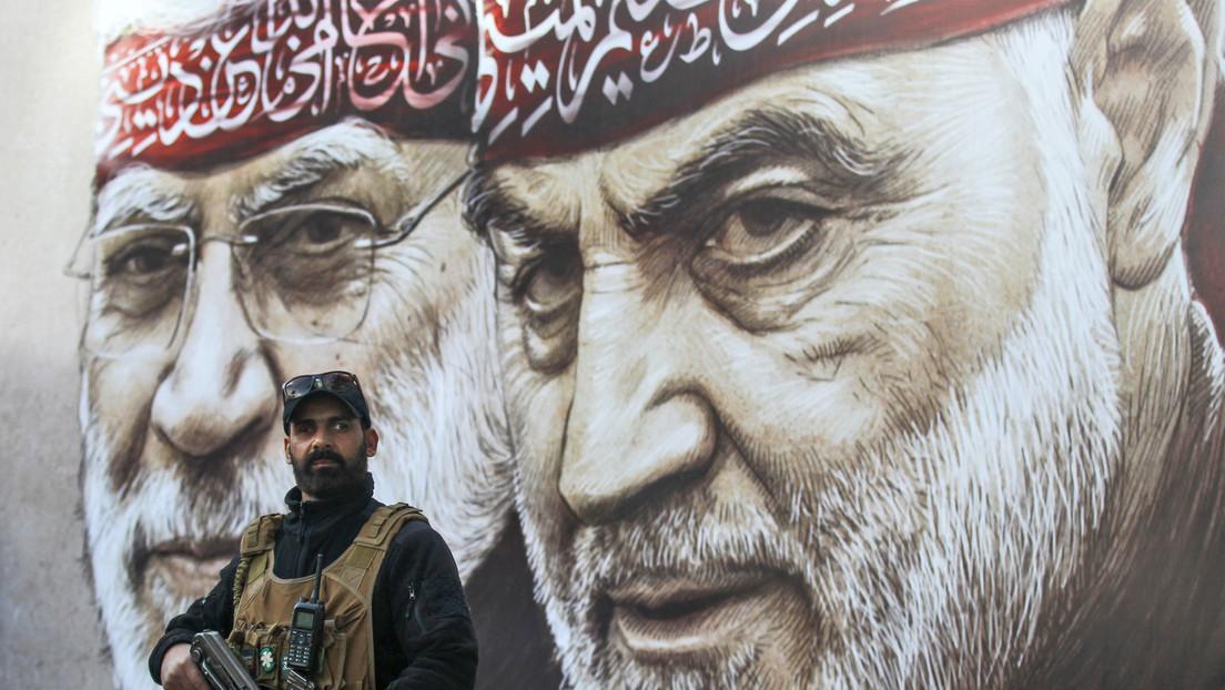 Medienbericht: Iranische Verbündete töten zwei Verantwortliche für Ermordung Soleimanis
