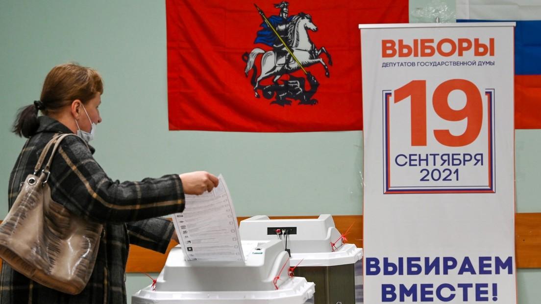 Parlamentswahlen in Russland: Einiges Russland erhält 324 Abgeordnetenmandate