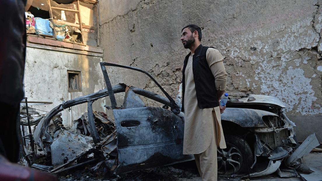 Wie können wir ihnen vergeben? Afghane fordert Gerechtigkeit nach US-Drohnenangriff auf Kinder