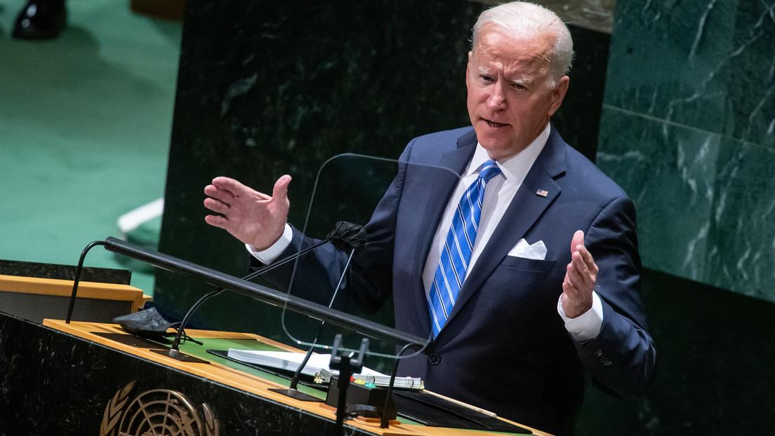 """Rede vor UN: Biden beteuert Ende des """"unerbittlichen Krieges"""" – und will Fokus auf China legen"""