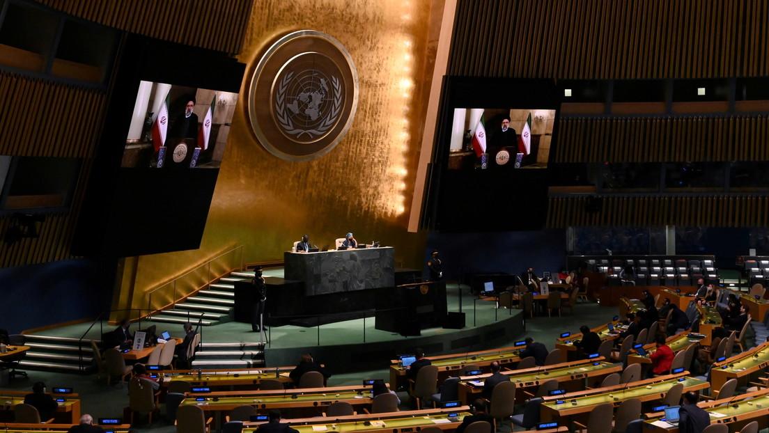Irans Präsident Raisi: US-Hegemonie kläglich gescheitert