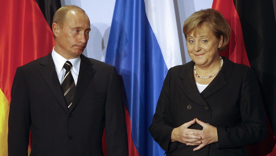 Merkel und die anderen (Fotos)