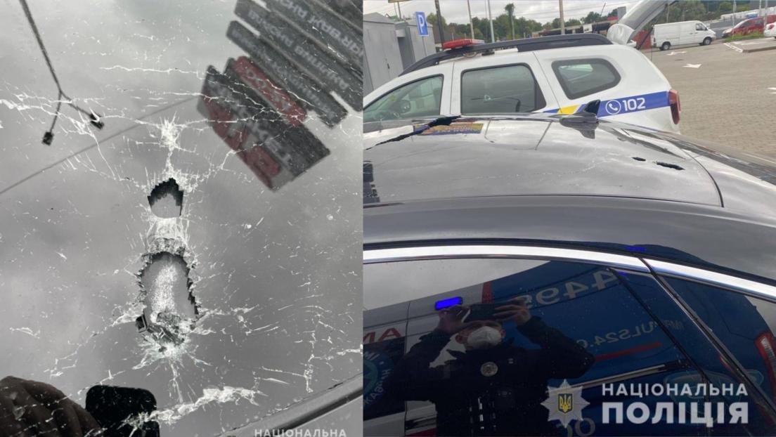 Ukraine: Auto des Assistenten von Präsident Selenskij beschossen