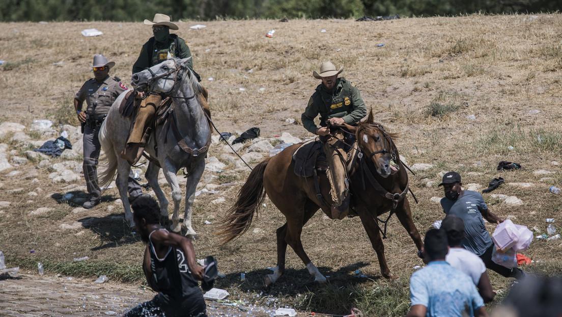 Debakel an US-Grenze: Demokraten kritisieren Umgang mit Haitianern
