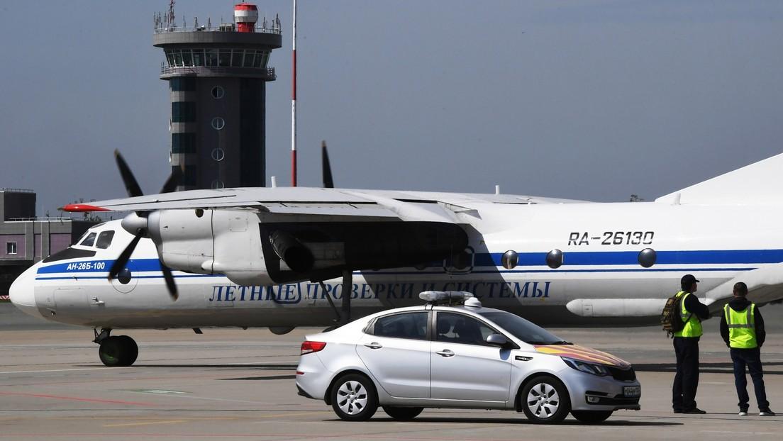 Russischer Katastrophenschutz bestätigt Absturz der vermissten Passagiermaschine – alle Insassen tot