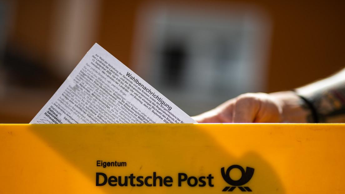 Kreis Schleswig-Flensburg: Suche nach Wahlunterlagen in Privatwohnung eines Postboten