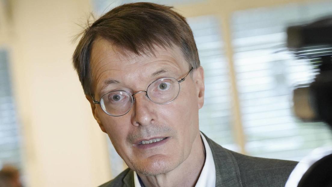 """""""Spacken oder Dumpfbacke"""" – Lauterbach erbost über Kubickis Aussage über ihn"""