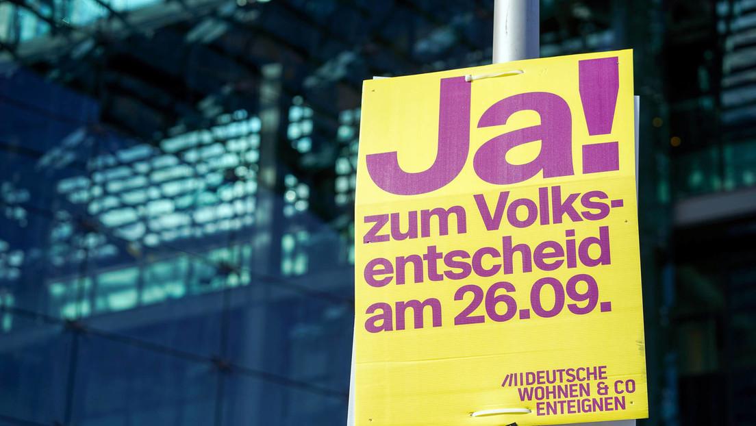 Volksentscheid in Berlin: Emeritierter Staatsrechtler sieht Unvereinbarkeit mit dem Grundgesetz