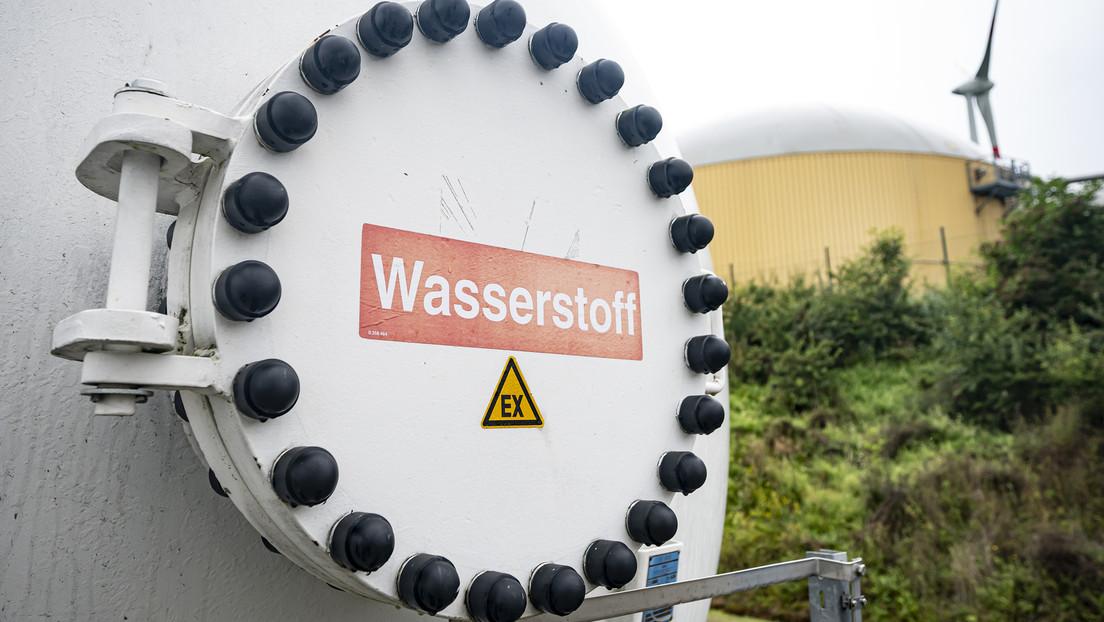 """Europäische Gasleitungsbetreiber wollen """"Wasserstoffkorridor"""" von der Ukraine nach Deutschland bauen"""