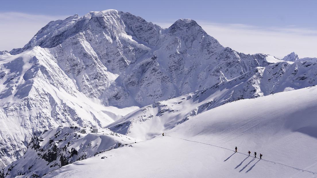 Bergsteigerunglück in 5.400 Metern Höhe am höchsten Berg Russlands fordert fünf Todesopfer