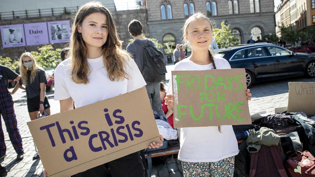 Greta Thunberg in Berlin – Klimaproteste von Fridays for Future kurz vor der Wahl