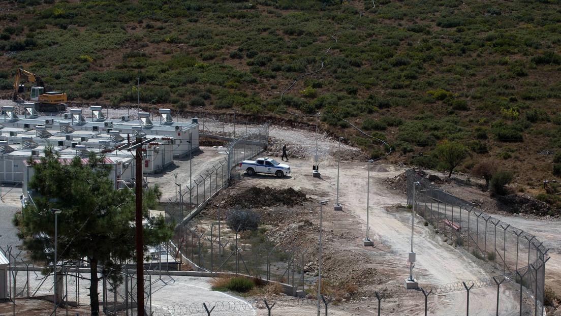 Gefeiert von Brüssel, kritisiert von Menschenrechtlern: Neues Flüchtlingslager auf Samos eröffnet