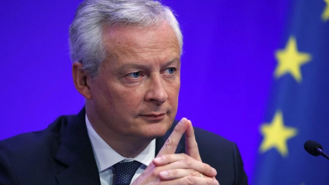 """Französischer Wirtschaftsminister über Verhältnis zu USA: """"Europäer müssen die Augen öffnen"""""""