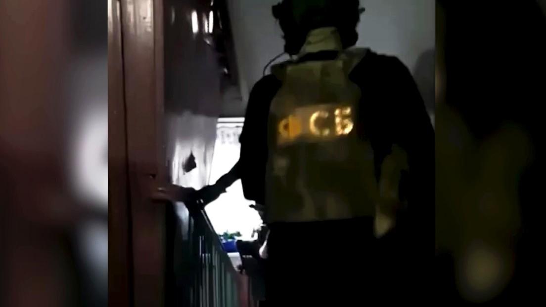 Russland: FSB schaltet einen der größten Drogenschmuggelkanäle aus (Video)
