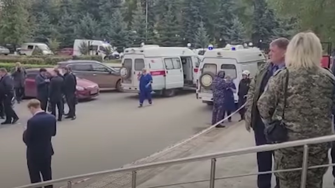 Zur besseren Überwachung – Amokläufer von Perm in VIP-Krankenzimmer verlegt