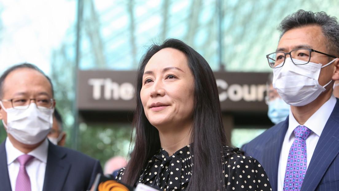 Huawei-Finanzchefin darf nach Deal mit USA Kanada verlassen – China lässt zwei Kanadier frei