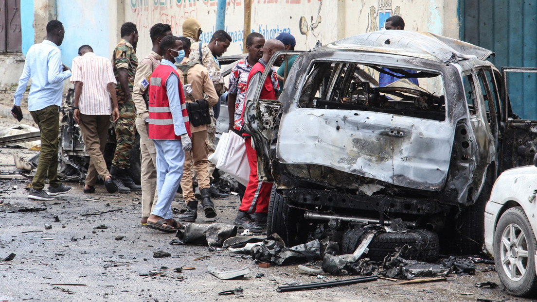 Mindestens 15 Tote bei Selbstmordattentat in Mogadischu