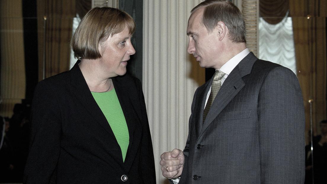 """Klare Kante gegen Putin"" als deutsche Erfüllung? Merkels langer Weg zur permanenten Russland-Krise"
