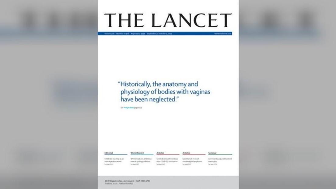 """USA: """"Lancet"""" wird nach """"Körper mit Vaginen""""-Zitat wegen """"Auslöschung von Frauen"""" scharf kritisiert"""