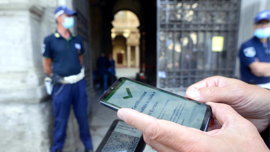 Italien: Angestellte ohne Grünen Pass werden ab 15. Oktober nicht mehr bezahlt