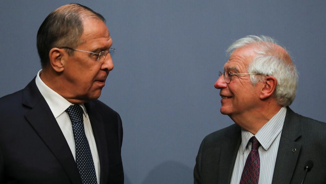 """""""Afrika unser Platz""""? Lawrow kritisiert EU-Diplomatie in Debatte um russische Söldner in Mali"""