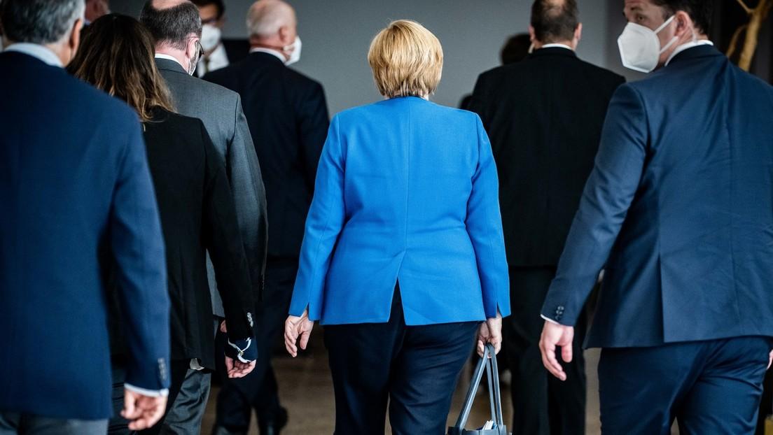 Das Beste, wozu Merkels Vermächtnis führen könnte, ist der Zusammenbruch der EU