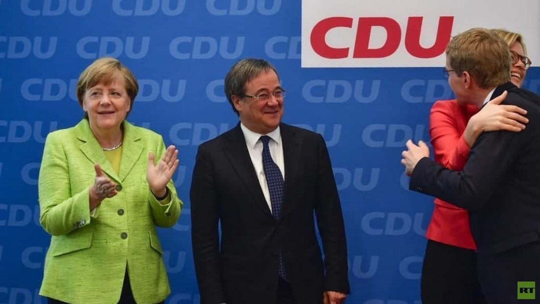 LIVE aus Berlin – Wahlkampfzentrale der CDU
