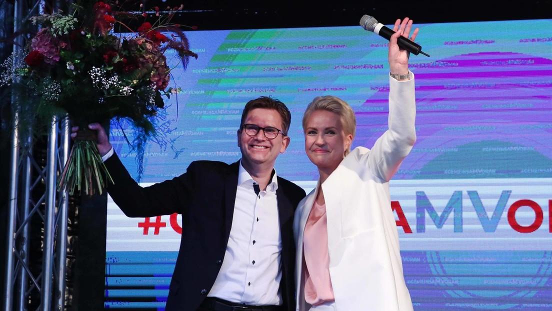 Schwesig kann weiterregieren – SPD siegt klar bei Landtagswahl in Mecklenburg-Vorpommern