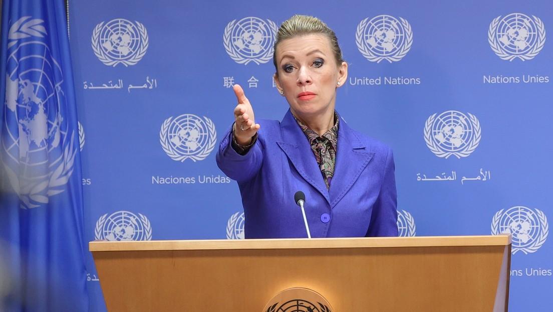 Sacharowa: EU lebt weiterhin in kolonialem Weltordnungsparadigma