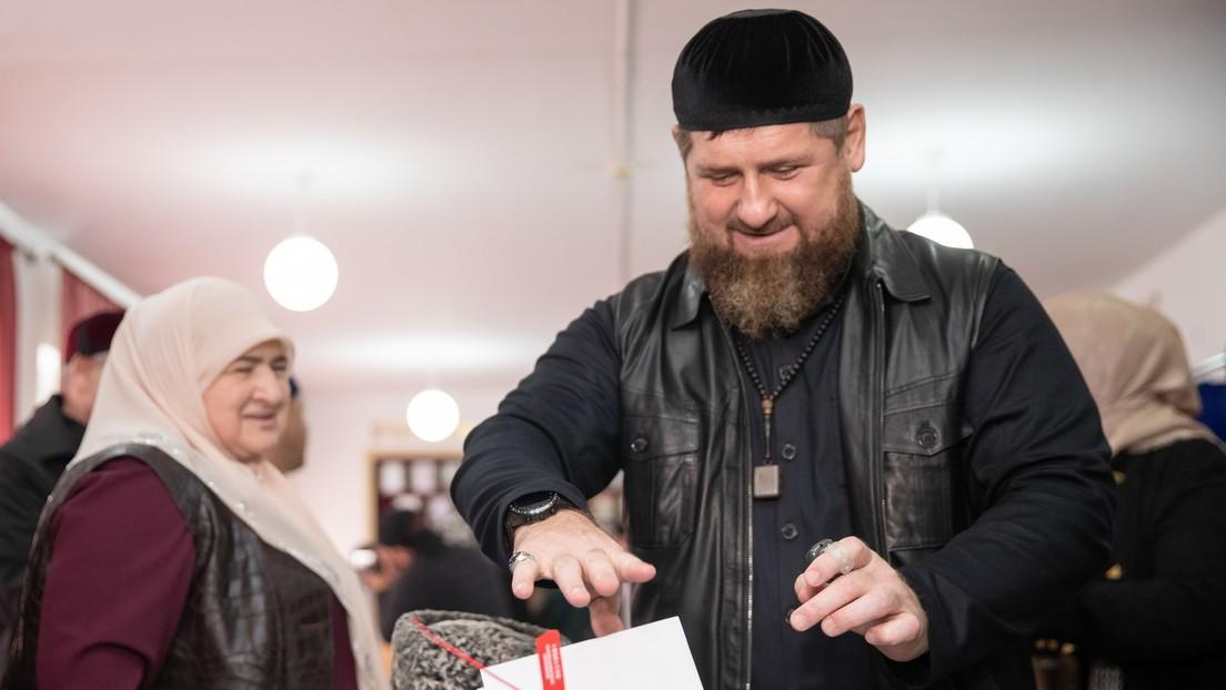 99,7 Prozent – Tschetschenisches Oberhaupt Kadyrow hält Weltrekord bei Wahlen
