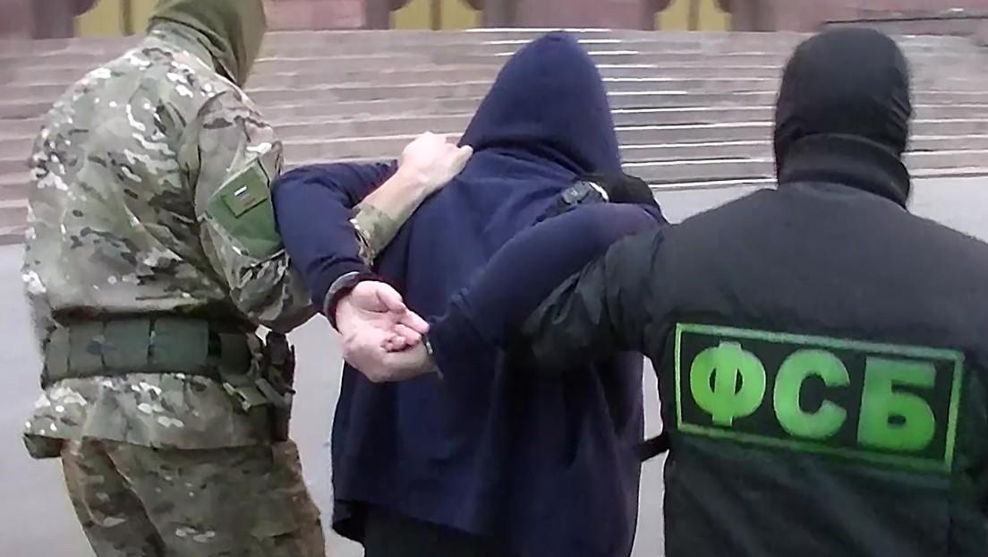 Terroranschlag in Russland verhindert – FSB nimmt Mitglieder einer Neonazi-Gruppe fest