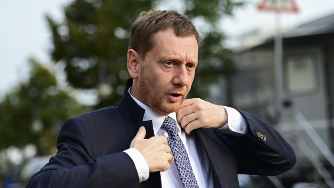 """""""Klare Wechselstimmung"""" – Sachsens Ministerpräsident Kretschmer widerspricht Laschet"""